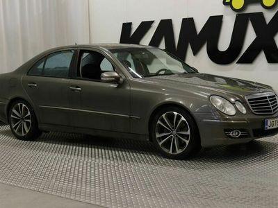 käytetty Mercedes E200 ECDI