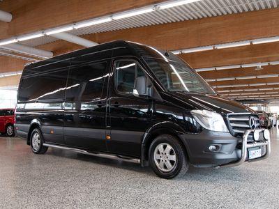 käytetty Mercedes Sprinter 319 CDI-3,5/43K pitkä A3 A BlueTec