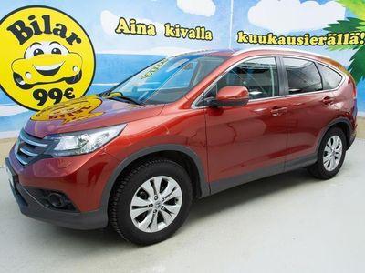 käytetty Honda CR-V 2,0 Lifestyle Business - **1-OMISTAJA, HUIPPU SIISTI, JUURI HUOLLETTU!!** - *0% K0RK0 0%!*