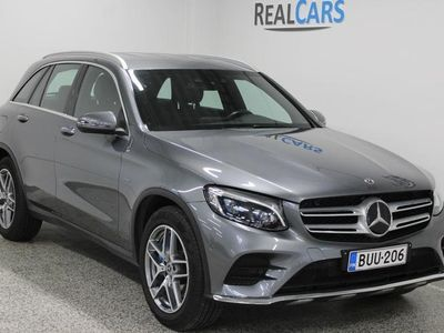 käytetty Mercedes GLC350 e Blugin Hybrid 4Matic Autom Premium Business AMG