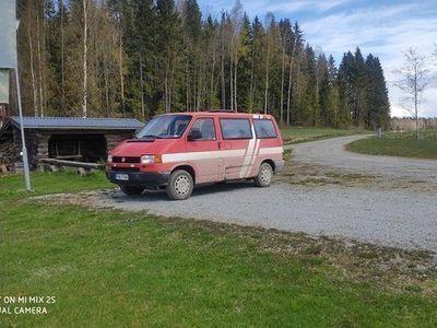 käytetty VW Transporter 8h