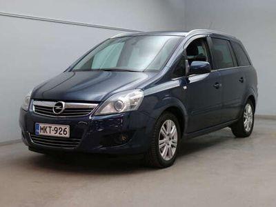 käytetty Opel Zafira 5-ov Elegance 1,8 ecoFLEX 103kW MT5