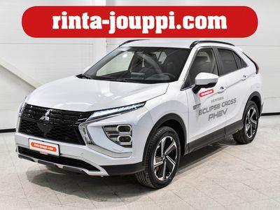 käytetty Mitsubishi Eclipse Cross 2.4 PHEV Intense 4WD - Tähän autoon rahoituskorko vain 1,99%!