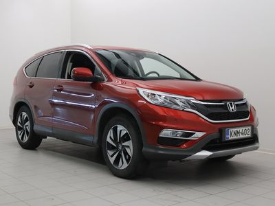 käytetty Honda CR-V 2,0 Lifestyle AT NAVI ADAS