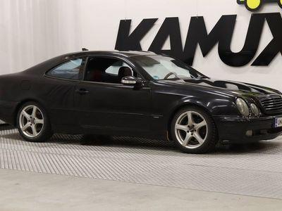 käytetty Mercedes CLK320 Coupe // Nahkasisusta // Vakkari // Alustasarja // Penkinlämmittimet //