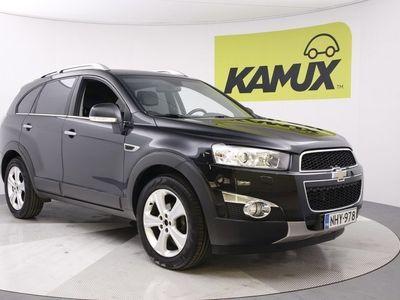 käytetty Chevrolet Captiva SUV LTZ 2,2D 135kW AWD 7-henk / Nahkasisusta / Vetokoukku / Navi / Ilmastointi /