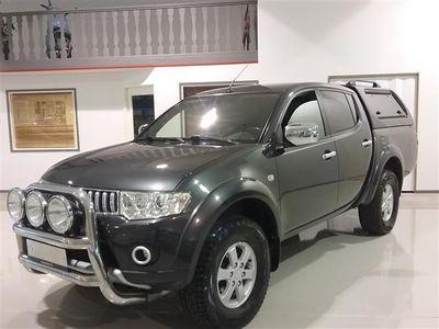 käytetty Mitsubishi L200 L2002.5 DI-D 4WD AUT. DC Business (TULOSSA)