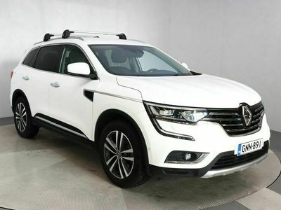 käytetty Renault Koleos dCi 175 X-Tronic 4WD Intens BT /