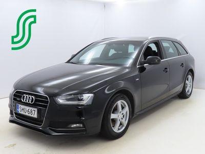 käytetty Audi A4 Avant 2,0 TDI 130 kW quattro S tronic S-Line - Väh.1000 €:n hyvitys autosta kuin autosta!