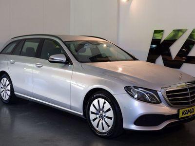 käytetty Mercedes E220 9G-Tronic +LED High Performance +Navi COMAND +Nahkaverhoilu +EURO 6