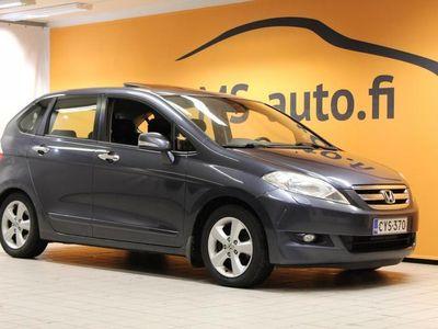 käytetty Honda FR-V 2.0i Executive 5d #6-Paikkainen #Kattoluukku #ISOFIX