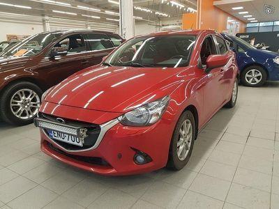 käytetty Mazda 2