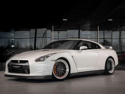 käytetty Nissan GT-R 3.8 V6 Bi-Turbo Pearl White Edition