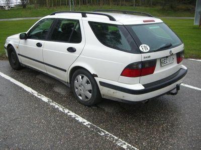 käytetty Saab 9-5