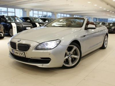 käytetty BMW 640 Cabriolet