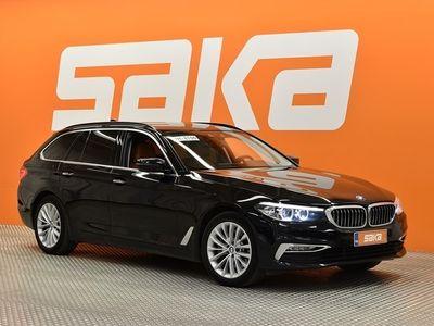 käytetty BMW 530 G31 Touring A xDrive Business Luxury Line ** Prof.navi / Hierovat Comfort istuimet / Koukku / Harman/Kardon / Nahat **