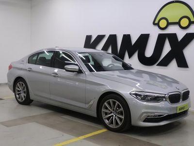 käytetty BMW 530 530 e Aut // Nahkaverhoilu / Led-ajovalot / Navigointi //