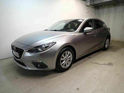 käytetty Mazda 3 5HB 2,0 (120) SKYACTIV-G Premium Plus 6AT 5ov DH4**Erään vaihtoautoja korko alk. 0,49% + kulut Huoltorahalla**