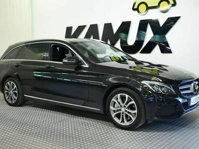 käytetty Mercedes C350e A Premium Business //VAKIONOPEUDENSÄÄDIN//BLUETOOTH//NAVI//
