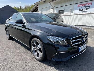 käytetty Mercedes E200 A Premium Business / Suomi-Auto / Alv-Vähennyskelpoinen /Facelift / Sportnahka-istuimet / Widescreen /