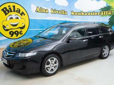 käytetty Honda Accord 2.0i Tourer Sport Business A - *VALTAISA VARASTONTYHJENNYSI!!!!*
