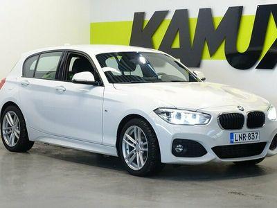 käytetty BMW 118 118 F20 Hatchback d xDrive Edition M Sport / 1-Omisteinen Suomi-auto / Merkkihuollettu / Sport-penkit