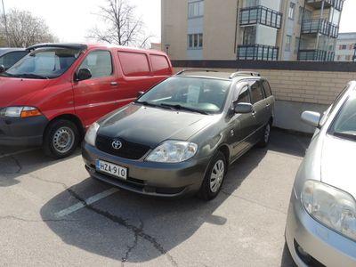 käytetty Toyota Corolla 1,4 VVT-i Linea Terra Wagon