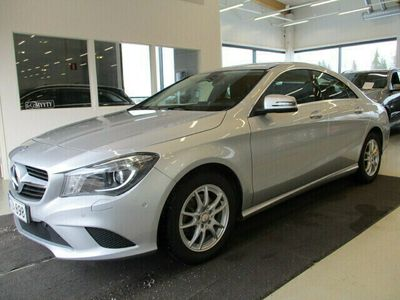 käytetty Mercedes 180 CLA-sarjaBE Premium Business
