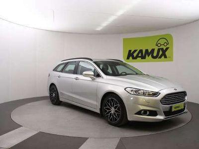 käytetty Ford Mondeo 2.0 TDCi 180hv S/T Powershift Titanium Korko 0,99%
