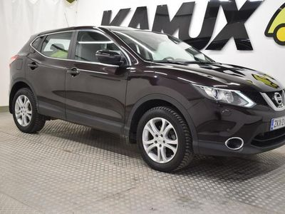käytetty Nissan Qashqai dCi 130 Acenta 4WD 6M/T E6 Safety Pack
