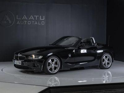 käytetty BMW Z4 2.0 Roadster *0% KORKO! * M-sport penkit *Monitoimiohjauspyörä *Automaatti-ilmastointi