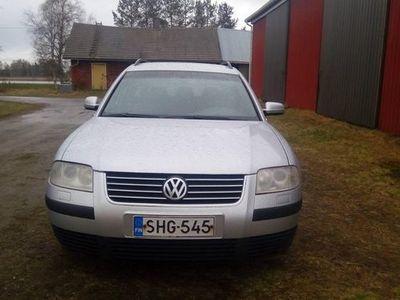 used VW Passat 1.9tdi