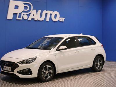 käytetty Hyundai i30 HATCHBACK 1,0 T-GDI 120 hv 48V hybrid 7-DCT-aut Comfort - Alennus -4400 EUR! - Korko 0% ja 5000 EUR S-bonusostokirja