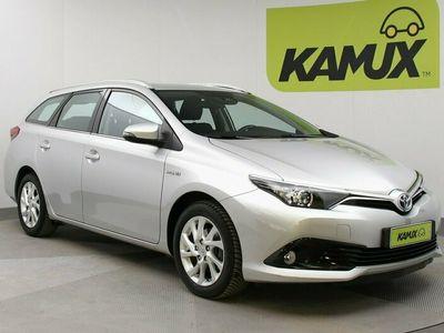 käytetty Toyota Auris Touring Sports 1,8 Aut Hybrid Active // Navigointi / Peruutuskamera / Vakkari //