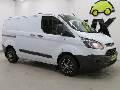 käytetty Ford Custom Transit2,2TDCi 100 hv M6 L1H1 / sis.ALV / Vetokoukku / Bluetooth /
