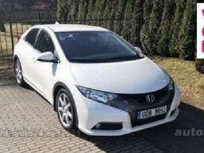 käytetty Honda Civic 1.8 104kw Aut Sport