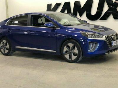 käytetty Hyundai Ioniq hybrid 1,6 hybrid 141 hv 6-DCT Style / Leather / Safety / Smart Key