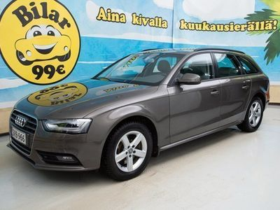 käytetty Audi A4 2.0 TDI Business Edition 105kw Aut. - *NYT SÄÄSTÄT 500?!*