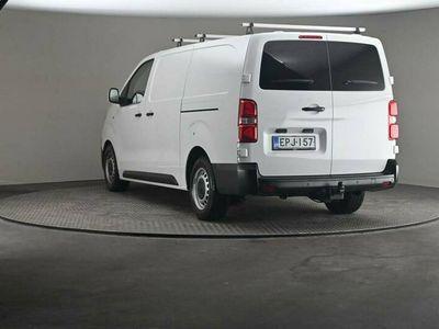 käytetty Toyota Proace L2 2,0 D 180 A 5-ovinen (MY18.2) -Läpijuostava malli hyllyvarusteilla-
