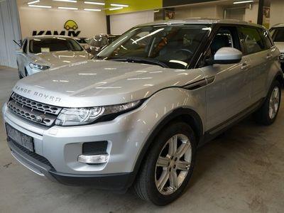 käytetty Land Rover Range Rover evoque 2,2 TD4 Pure Aut / Meridian / Lasikatto / Neliveto /