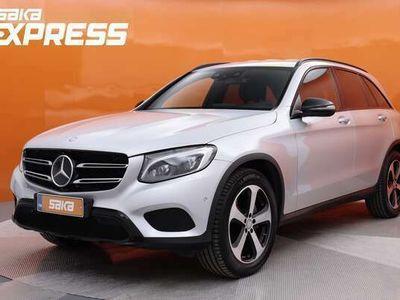 käytetty Mercedes GLC220 d 4Matic A Premium Business ** Night-paketti / ILS-LED / Vetokoukku **