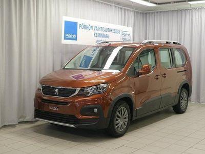 käytetty Peugeot Rifter Allure PureTech 110 L2 **Rahoituskorko 1%**