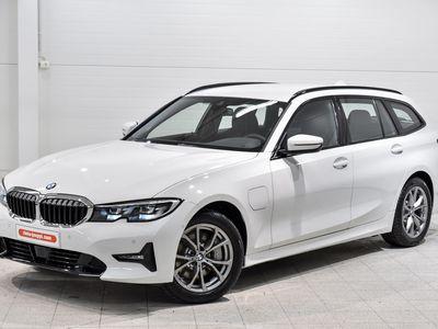 käytetty BMW 330e 3-sarja 3-sarja G21 TouringxDrive A Charged Edition Sport