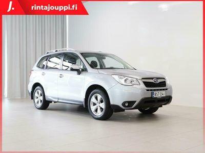käytetty Subaru Forester 2,0i XS CVT #neliveto #peruutuskamera *** Korkokampanja 0,9%, EI MUITA KULUJA!!