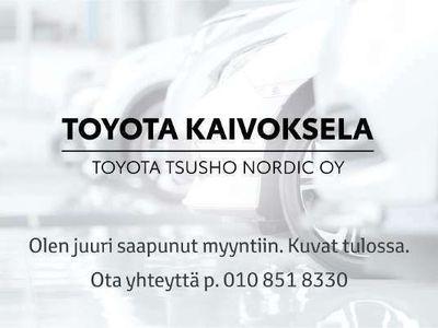 käytetty Toyota Corolla Hatchback 1,8 Hybrid Style** Black paketti / Pluspaketti / Helmiäisväri / Lohkol. ym. **