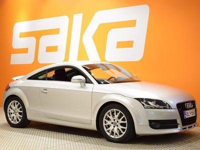 käytetty Audi TT Coupé 3,2 184 kW quattro ** Neliveto / Suomi-auto / FlatBottom / Urheiluistuimet / Tutkat taakse **