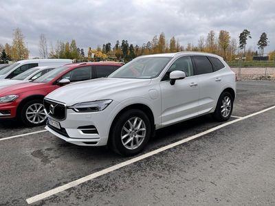 käytetty Volvo XC60 T8 TwE AWD Momentum aut ** Webasto / Navi / Adapt. cruise / HUD / Panorama / P. kamera / FULL-LED / PilotAssist **