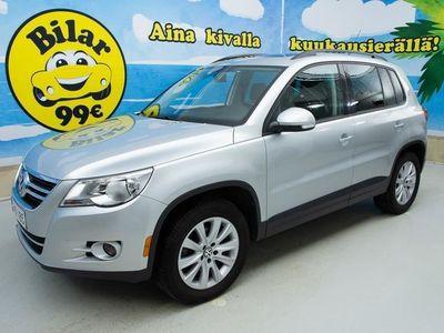 käytetty VW Tiguan Sport & Style 2,0 TSI 147 kW, Tiptronic-autom. 4MOTION - *JUURI KATSASTETTU, KATTAVASTI HUOLLETTU!*