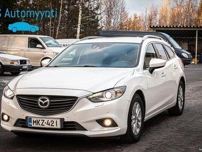 käytetty Mazda 6 Sport Wagon 2,0 165 SKYACT-G Prem+ Bsn