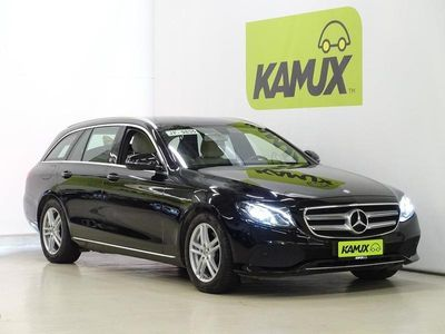 käytetty Mercedes E220 A FLEET EDITION **tulossa myyntiin** //Peruutuskamera / 1-OMISTAJA / ALV. VÄHENNYS KELP.//